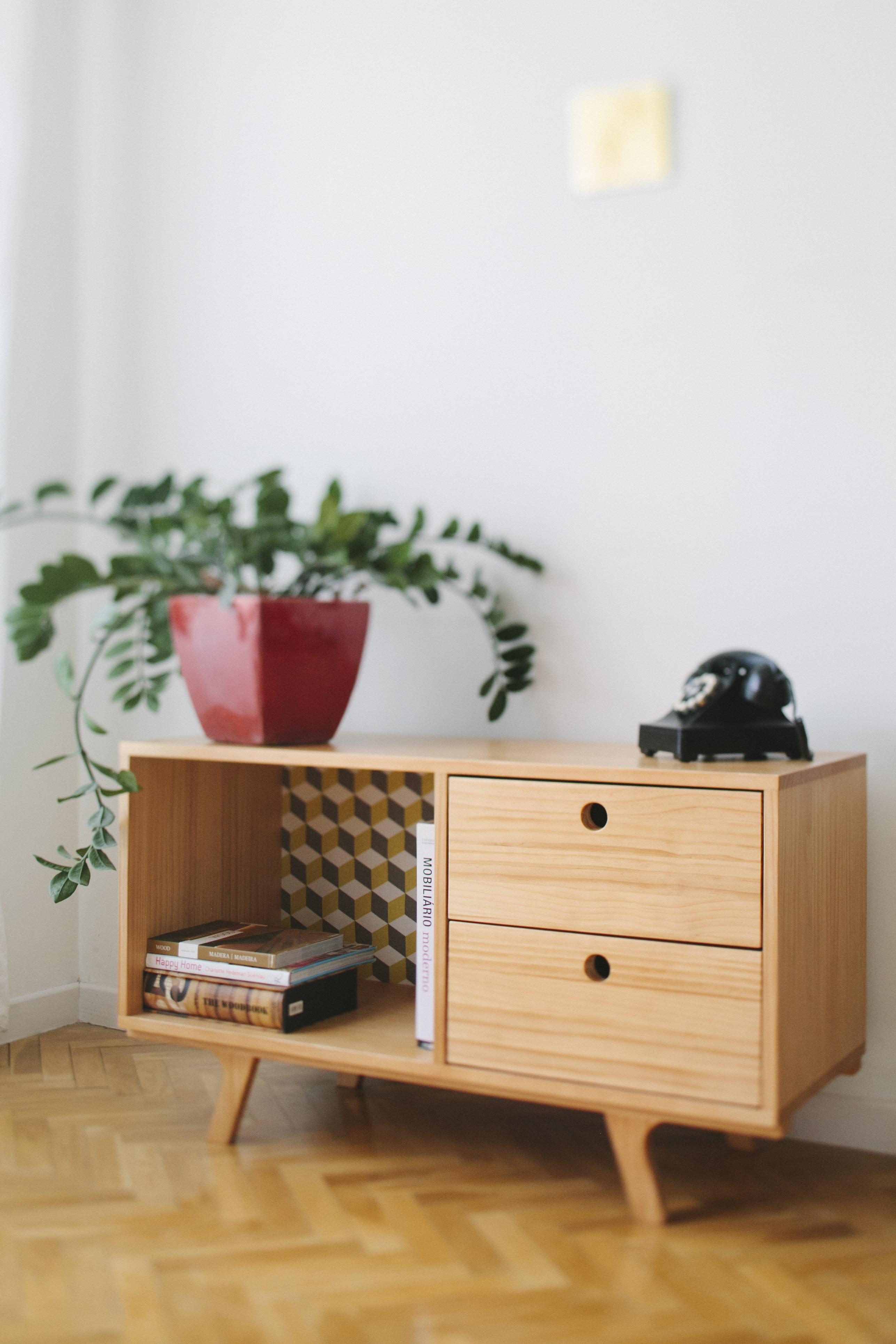 Tela Y Madera Picapino # Muebles Roqueros