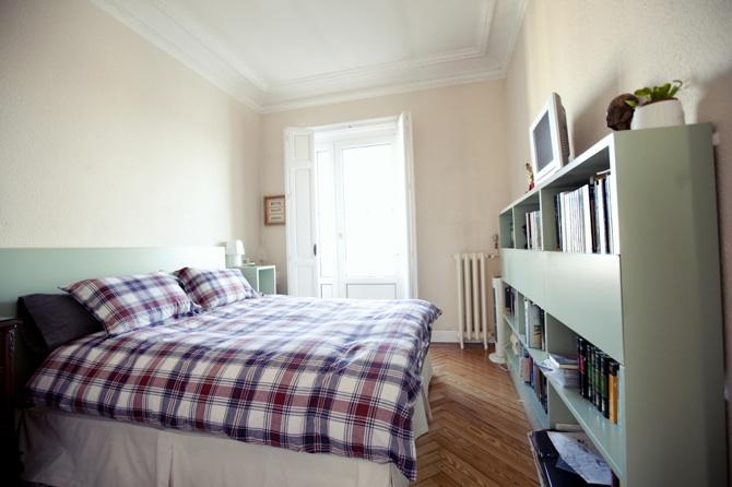 dormitorio de invitados picapino