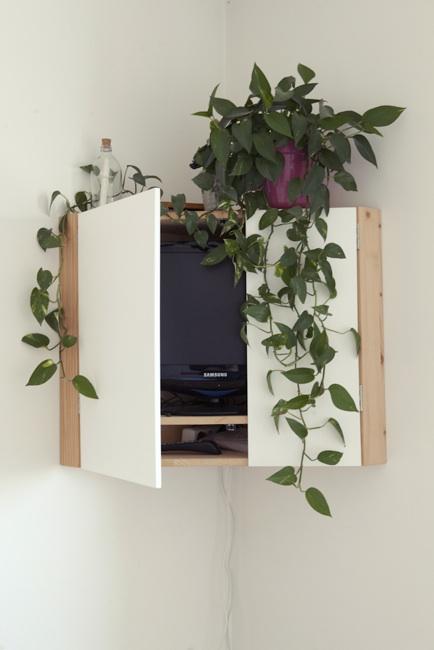 Mueble para esconder la tele picapino - Muebles para teles ...
