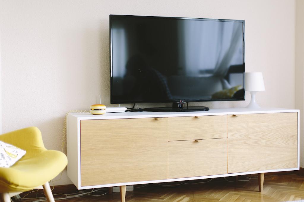 Muebles tele habitdesign bo mueble de comedor moderno - Muebles para la tele ...